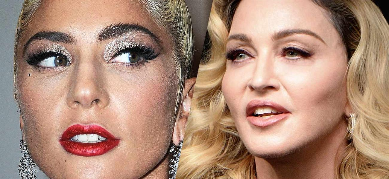 Madonna & Lady Gaga's Fans At War After Star's Longtime Feud Reignites