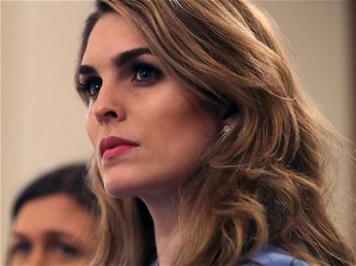 Hope Hicks' Next Move After White House: Wanted Back in Celebrity Crisis PR
