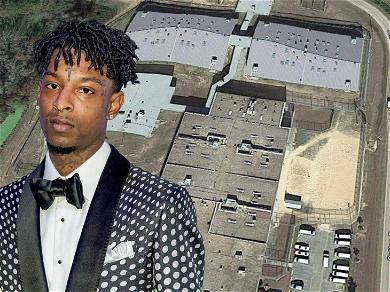 21 Savage Must Complete Daily Chores While in ICE Custody