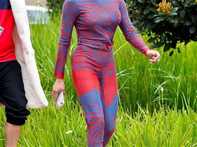 """Mel B Sports Her """"Spice World"""" Bodysuit 20 Years Later"""