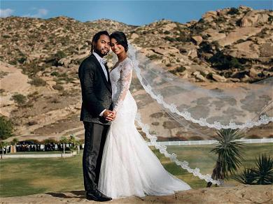 Miguel and Longtime Love Nazanin Mandi Are Married!