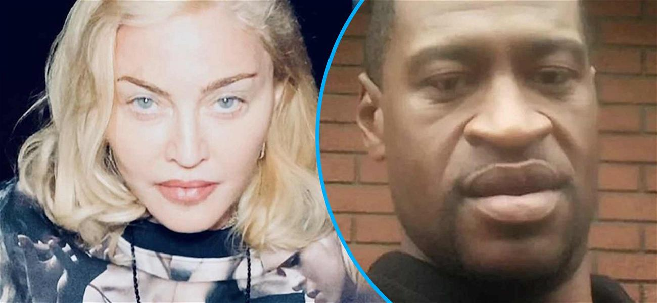 Madonna Shamed For Honoring George Floyd With Michael Jackson Dance