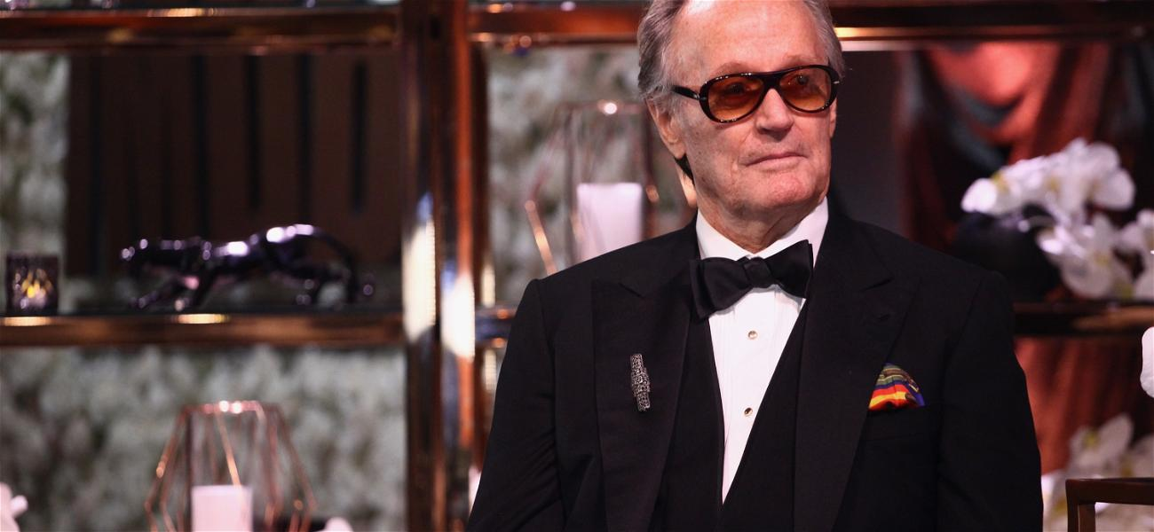 'Easy Rider' Star Peter Fonda Cremated After Death, Certificate Reveals
