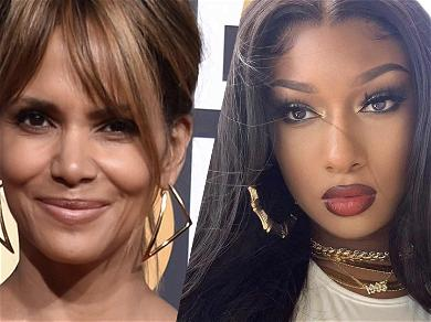 Halle Berry Backs Megan Thee Stallion After Outing Tory Lanez As Shooter: 'F–k This Sh–!'