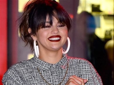 Selena Gomez Stuns In A 'Rare' Instagram Selfie As She Chooses To Be Happy