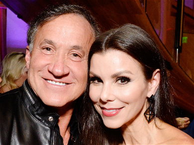 'RHOC' Star Heather Dubrow & Husband Terry Dubrow Trashed For Selling $28 Bottles Of Hand Sanitizer