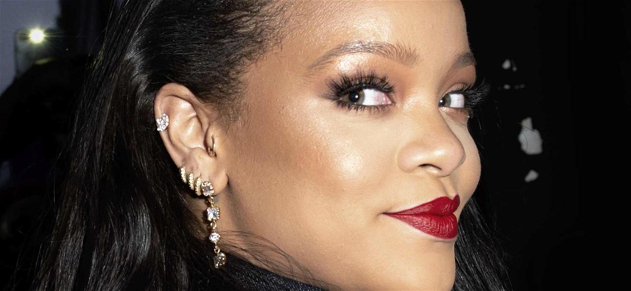 Rihanna Once Again Reminds the World How to Pronounce Her Name