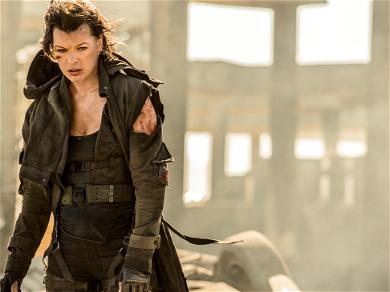 Milla Jonovich Stunt Double Who Had Her Arm Amputated Is Suing 'Resident Evil' Producers