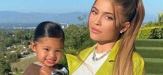 Kylie Jenner Offers Daughter Stormi A Job