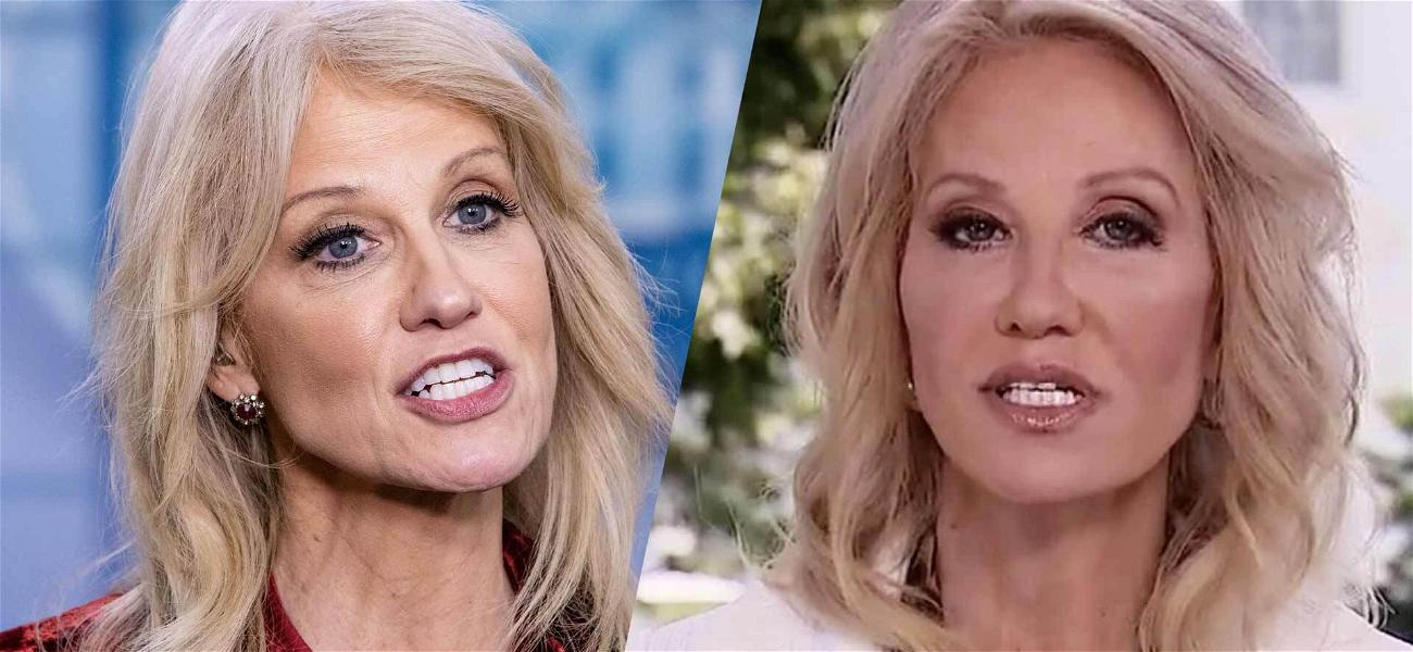 Plastic Surgeons Weigh In On Kellyanne Conway's Drastic New Look