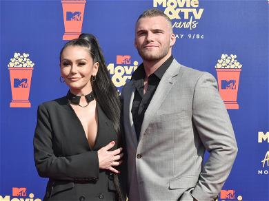 'Jersey Shore' Star JWoww Brags About 'Lots of Sex' With Wrestler Boyfriend