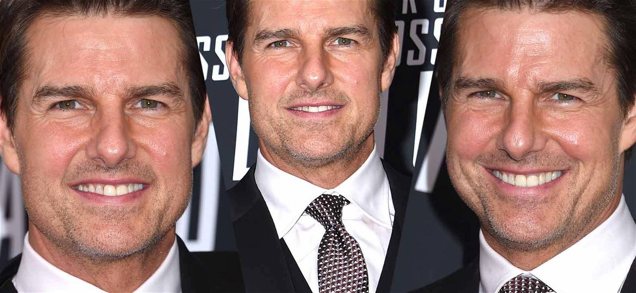 Tom Cruise Shines Bright at the 'Mission: Impossible Fallout' Premiere