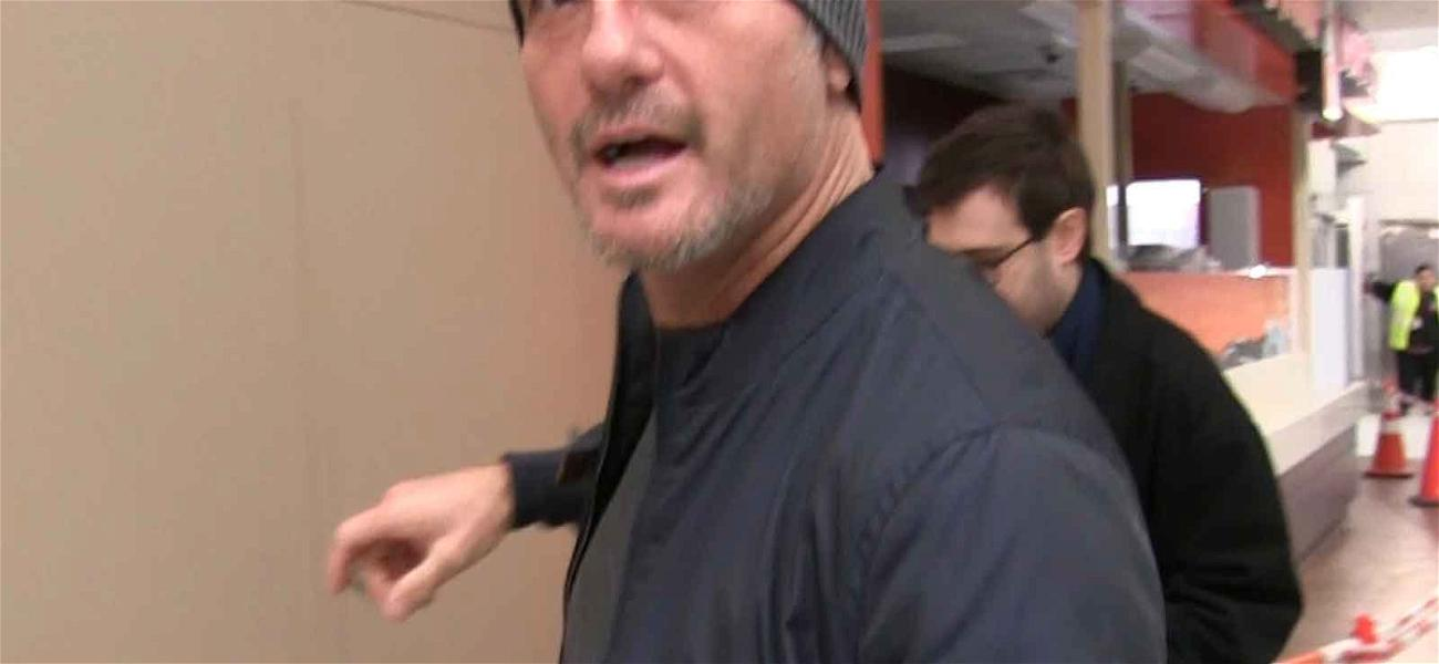 Tim McGraw Back in NYC After Collapse: 'I Gotta Cut Short My Workouts'