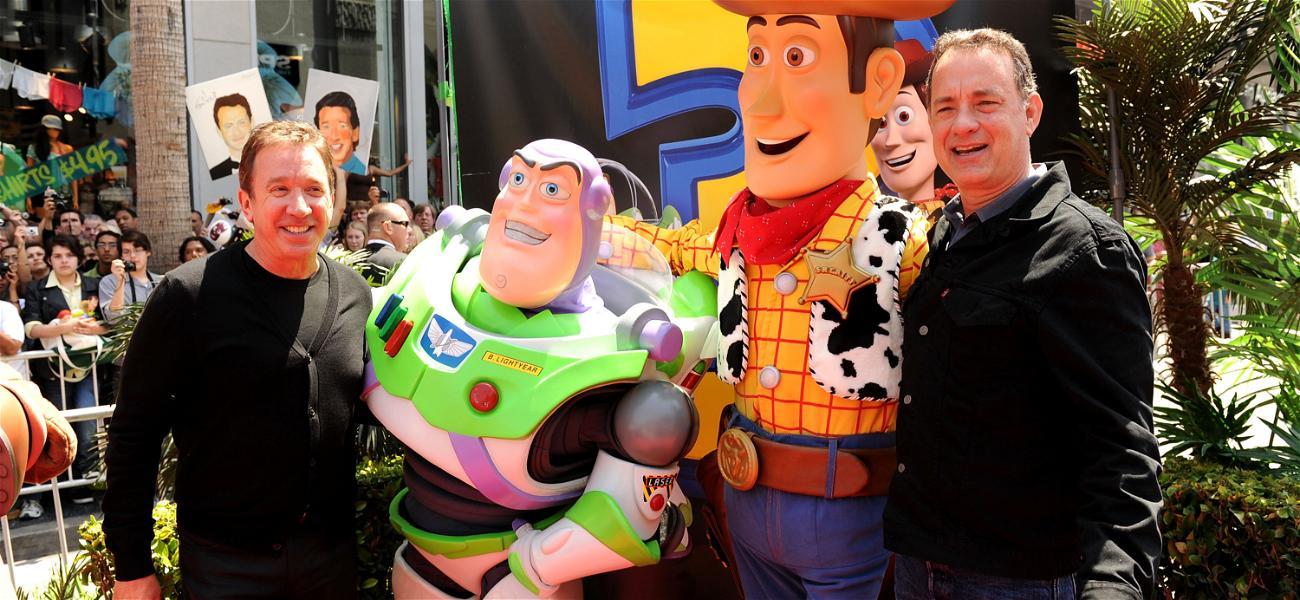 Tom Hanks And Rita Wilson's Coronavirus Diagnosis Draws 'Toy Story' Joke From Tim Allen