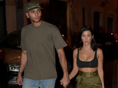 Younes Bendjima Calls BS on Rebound Rumors, Doesn't Deny Breakup with Kourtney Kardashian