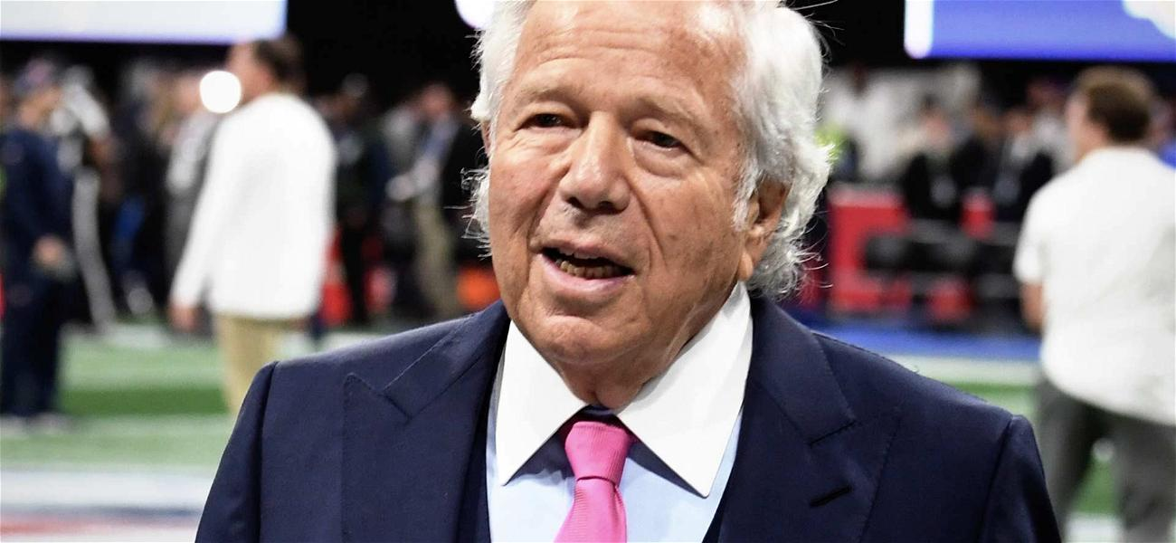 Patriots Owner Robert Kraft Charged in Prostitution Sting, Report Details Graphic Sexual Acts Inside Massage Parlor