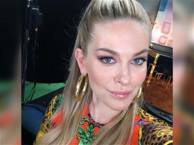 'RHONY' Leah McSweeney Flashes Angel Wing Tattoo In Thirst Trap IG Photo