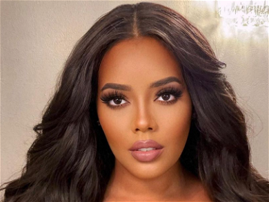 Angela Simmons Announces Glute Program With Cheek-Clenching Squats Clip