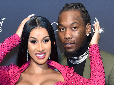 Cardi B's Husband Offset Accused Of Sexting His Baby Mama While Married