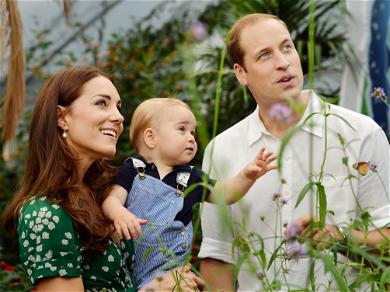 Kate Middleton Says Prince George's Birth Was 'Terrifying'