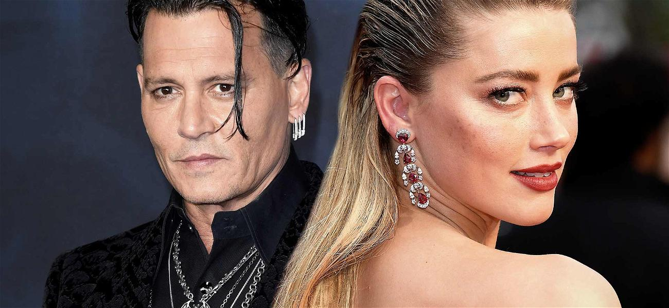 Johnny Depp Denies Amber Heard's Abuse Allegations: 'I Never Abused Ms. Heard' and She Faked Her Injuries With 'Painted-On Bruises'