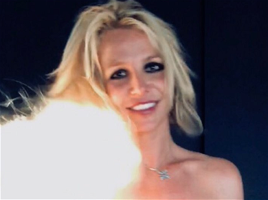 Britney Spears Spotted All Smiles Amid Nasty Court Battle With Father Jamie