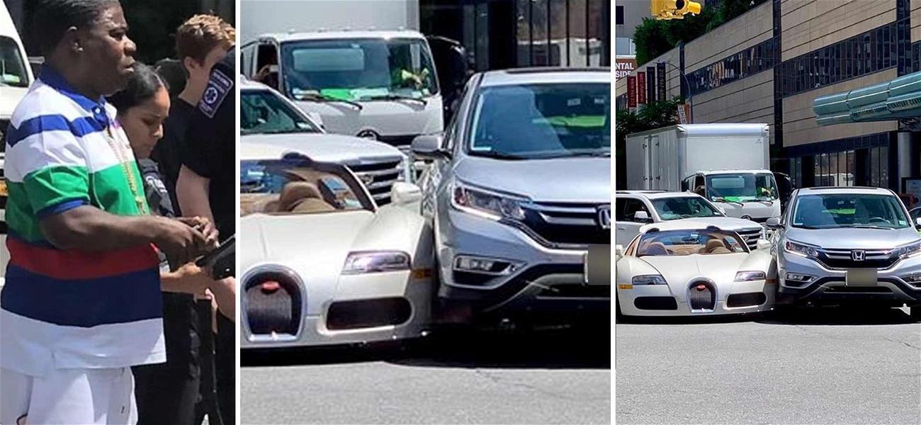Tracy Morgan's Bugatti Crash Was Instant $200k Loss for the Comedian