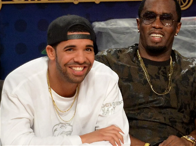 Drake Breaks Into The 'Toosie Slide' With Diddy And His Kids — Best. Video. Ever.