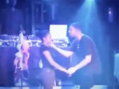 Old Video Surfaces Showing Drake Kissing, Groping 17-Year-Old Girl