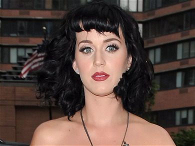 Katy Perry Gets Emotional Showing Off Nursery, Reveals Her Post-Album Depression