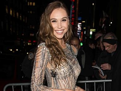 'DWTS' Star Alexis Ren Suffers Another Broken Rib During Rehearsals, Powers Through Live Show