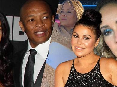 Dr. Dre's Alleged Mistresses Fighting His Wife In Court