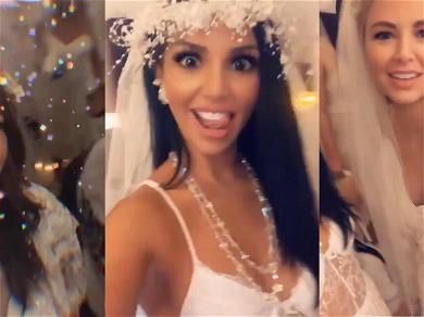 'Vanderpump Rules' Stars Scheana, Kristen & Ariana Slip Into Wedding Dresses for Brittany Cartwright's Bachelorette Party