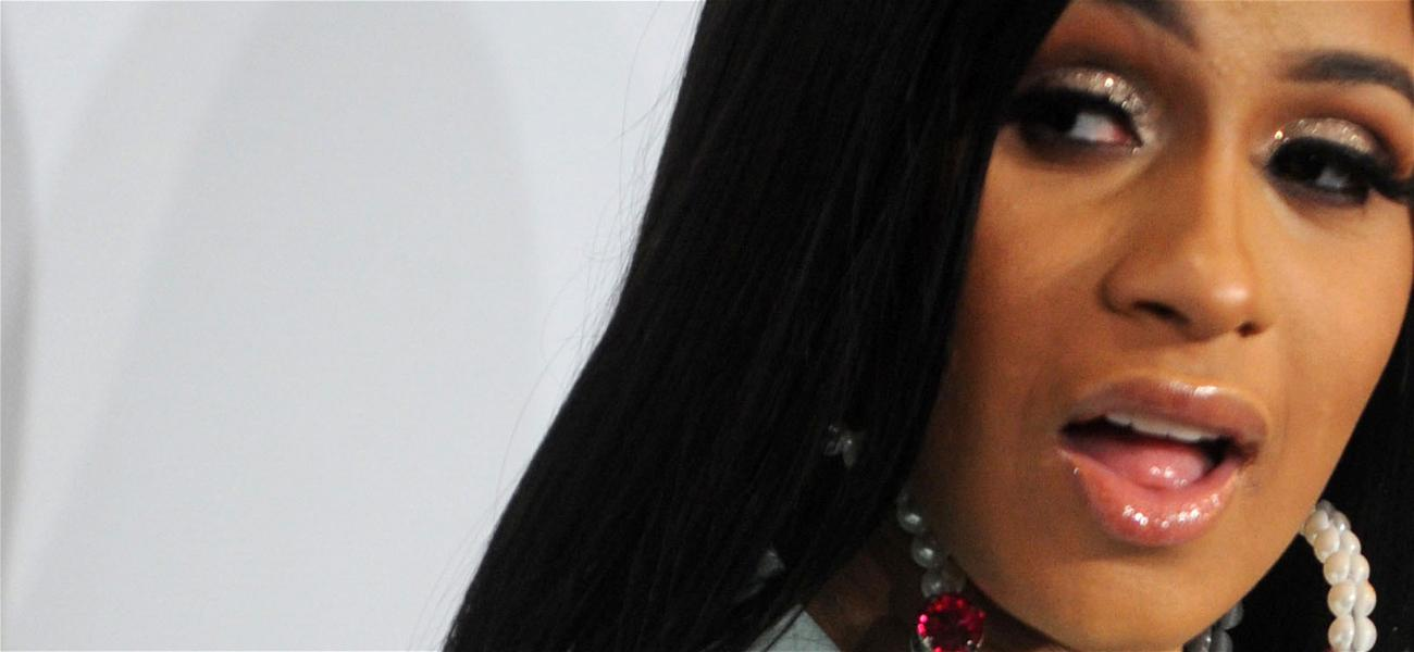 Cardi B Sued for Allegedly Stealing Some Guy's Photo for Graphic Mixtape Cover Art