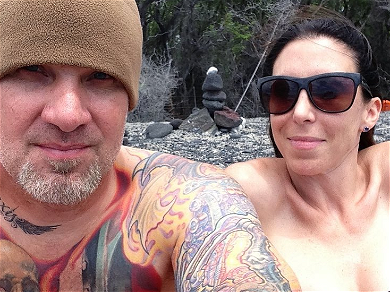 'Monster Garage' Host Jesse James And Wife, NHRA Driver Alexis DeJoria Are Getting Divorced