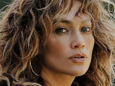 Jennifer Lopez Faces Backlash In Balloon-Print Leggings Photo