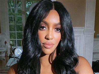 'RHOA' Star Porsha Williams Follows Male Stripper Who She Reportedly Slept With