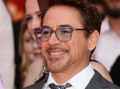Robert Downey Jr. Involved In Green Room Fight Before Howard Stern Interview