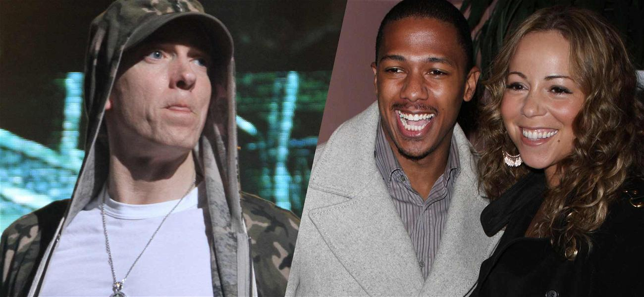 Nick Cannon Responds To Eminem's Mariah Carey Diss: 'Let's Wild Out Marshal!'