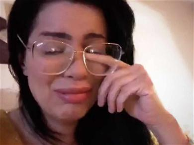'90 Day Fiancé' Star Larissa Breaks Down in Tears, Pleads for Money After GoFundMe Removes Her Page