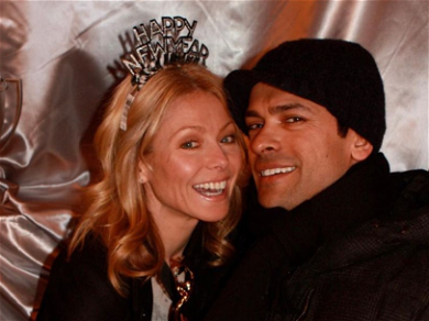 Kelly Ripa Blames Wild Y2K Look On End of the World In NYE Throwback
