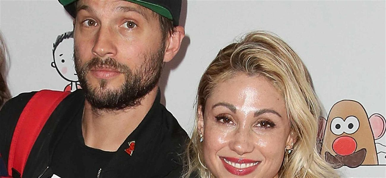 Logan Marshall-Green Served His Wife Divorce Papers With Fake Flower Delivery Two Days After Her Birthday