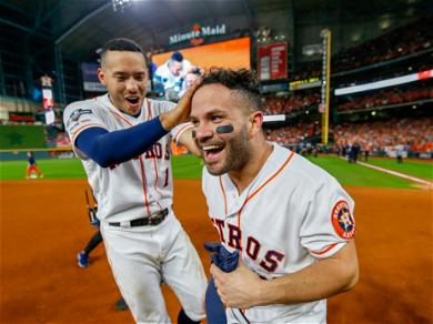 Astros MVP Jose Altuve Shirt Removal Controversy Gets Deeper