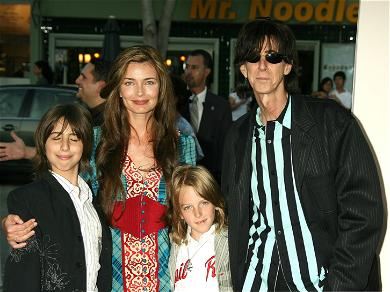 Ric Ocasek's Widow Paulina Porizkova Comments On The Car's Singer's Passing