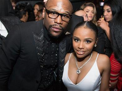 Floyd Mayweather's Daughter Iyanna Mayweather Arrested For Assault