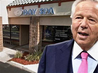 Robert Kraft Naked Spa Video Being Shopped Around as Judge Halts Public Release of Tape