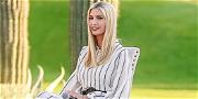 Ivanka Trump Heats Up Las Vegas In Stunning White Designer Outfit