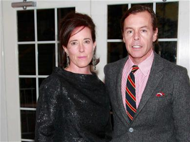 Kate Spade's Widower Releases Statement: No Substance Abuse, No Business Problems
