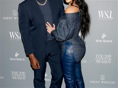Kanye West Surprises Wife Kim Kardashian with Engraved Necklace Honoring Her Accomplishments
