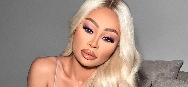 Blac Chyna Shows Off Curves Days After Filing Lawsuit Over 'False' Drug Claims